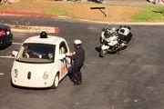Самокеровані автомобілі Google