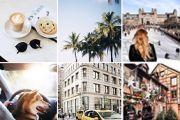 Мода в обработке фото для Instagram
