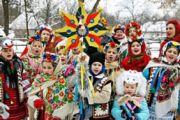 Рождественские праздники в Украине