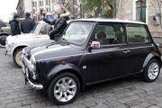 Харьковчане любят ретро-автомобили
