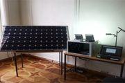 Солнечные батареи – еще один шанс сохранить природу