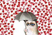 День Святого Валентина уже через неделю