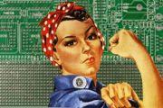 Жизнь девушек в техническом ВУЗе